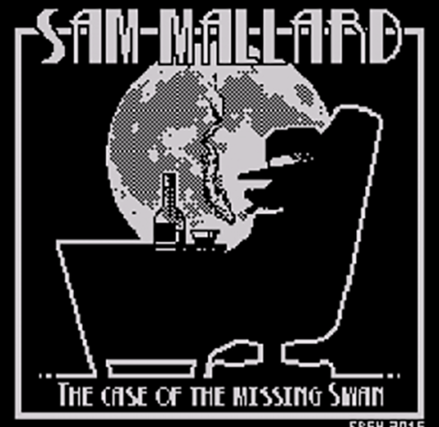 Sam Mallard loading screen