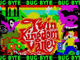 Twin Kingdom Valley loading screen (Bug Byte)