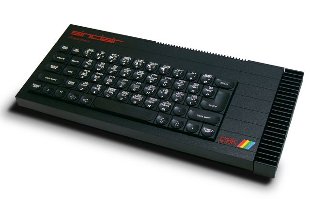 ZX Spectrum 128 'Toastrack' (Wikipedia)