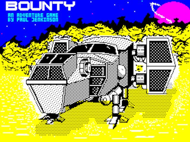 Bounty - loading screen